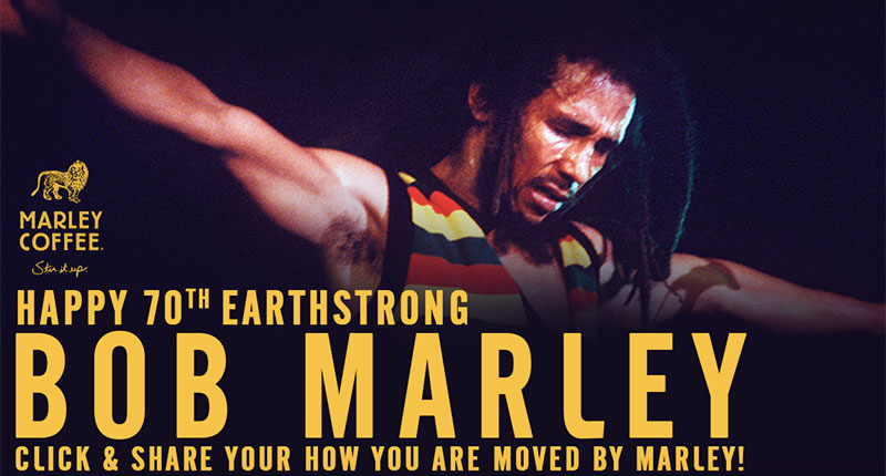 Bob Marley's 70th Birthday