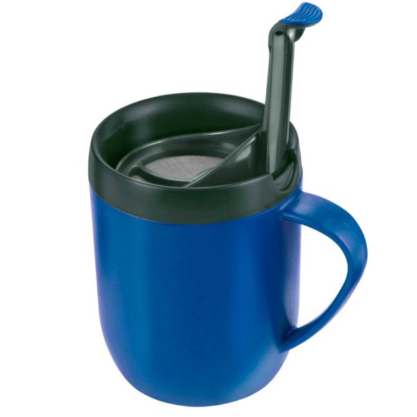 zyliss blue hot mug cafetiere