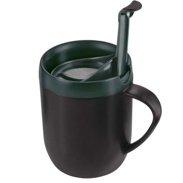 Zyliss grey hot mug cafetiere