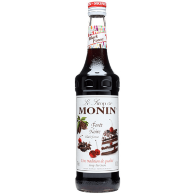 Monin Syrup Blackforest 700ml