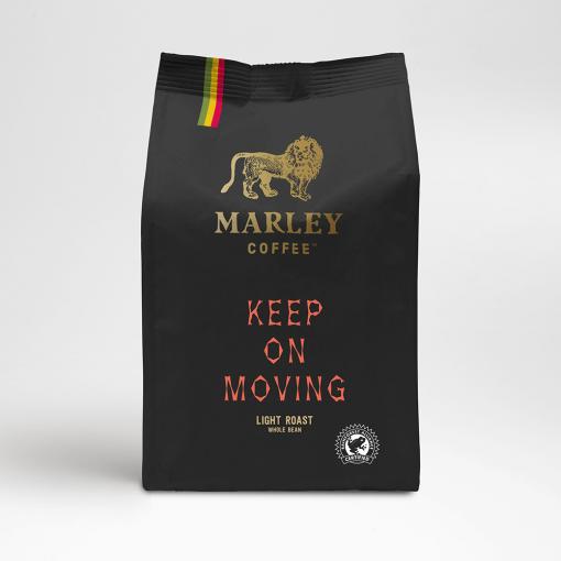Marley Coffee Keep on Moving