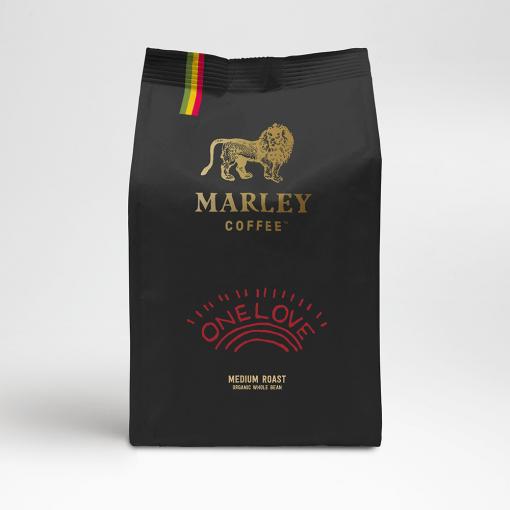 Marley coffee One-Love-Beans-227g