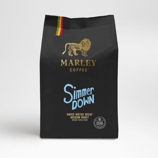 Marley Coffee Simmer-Down-227g