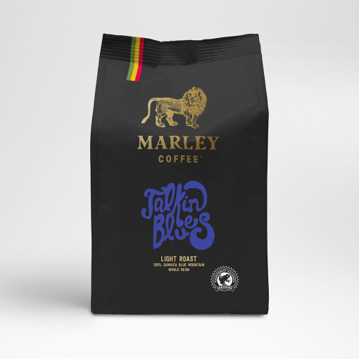 Marley Coffee Talking-Blues