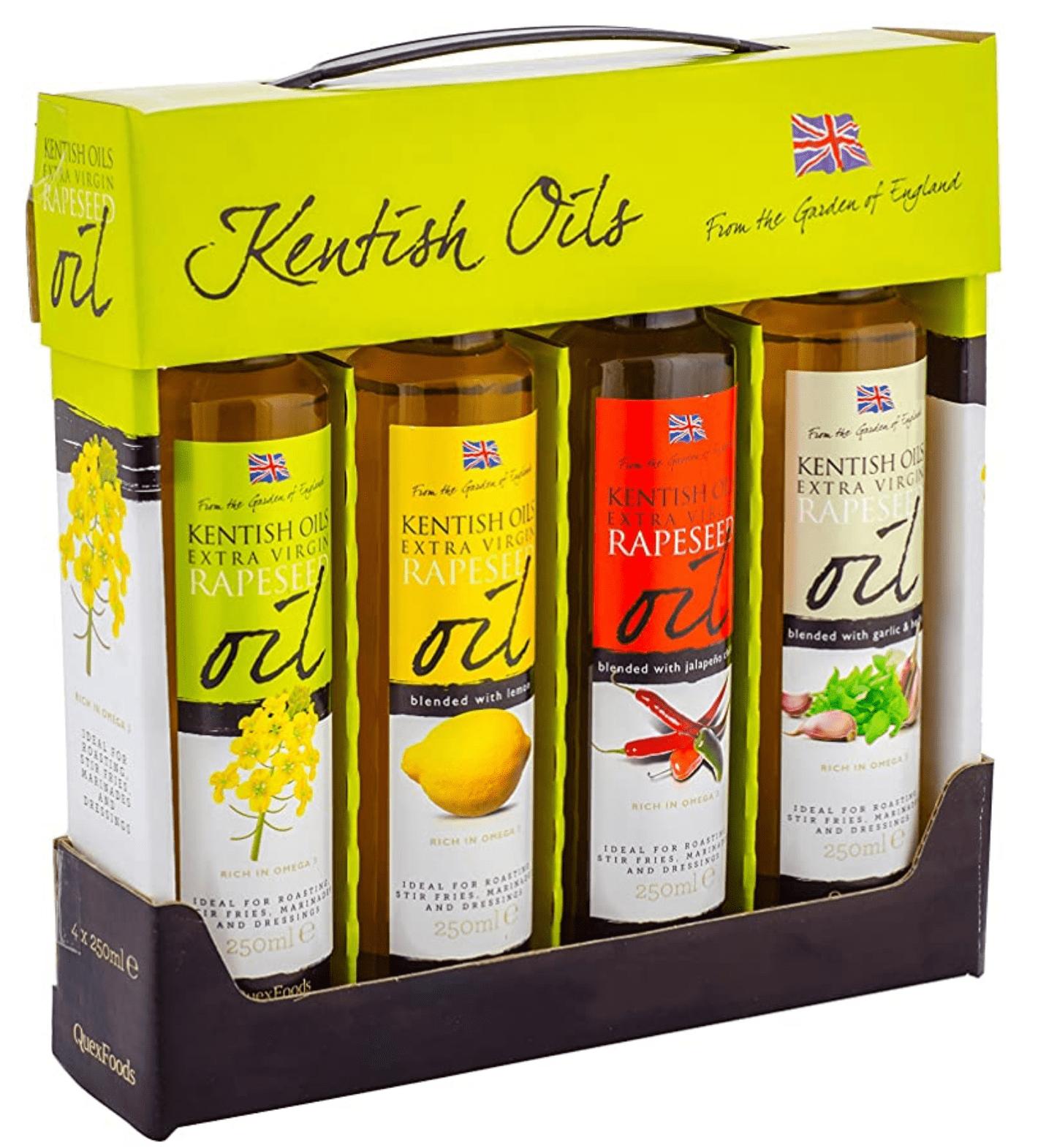 Kentish Oils Presentation gift set