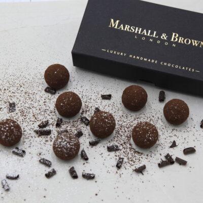 Marshall & Brown Chocolate Truffles